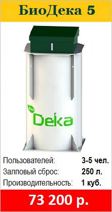 БИОДЕКА-5 С-800