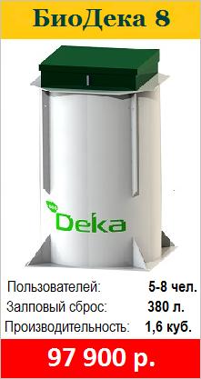 БИОДЕКА-8 С-800