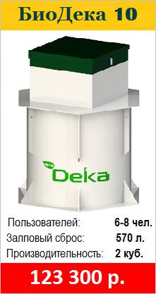 БИОДЕКА-10 С-800